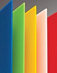 stoebt-farvet-akryl
