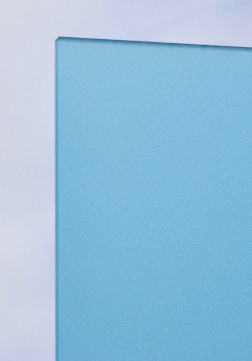 Deigaard plasts frosted akrylplade i farven avian