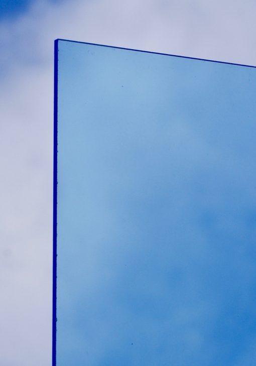 Deigaard plasts støbt akrylplade i neon blå